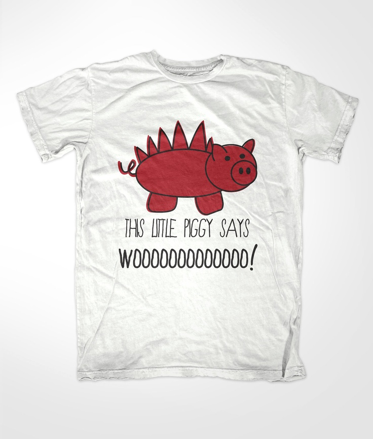 My boys could rock this shirt!