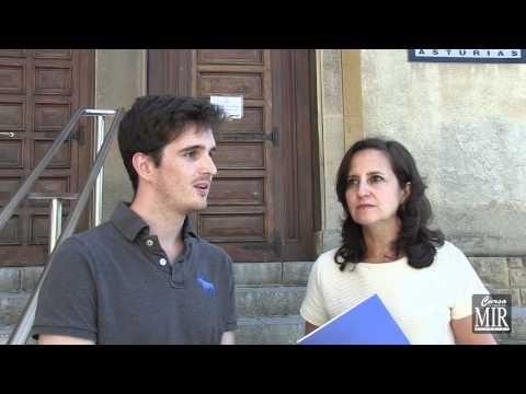 Entrevista a Borja Apellaniz Aguirre, alumno de Curso MIR 2011-12, obtuvo el número 8 en el examen MIR 2011, celebrado en enero de 2012. Nos cuenta sus experiencias y consejos.