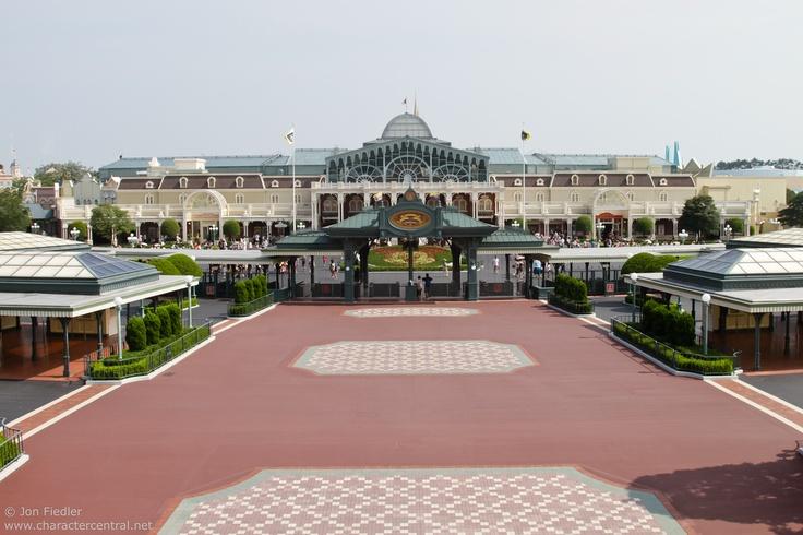 Tokyo Disney Resort Trip Planner - Character Central