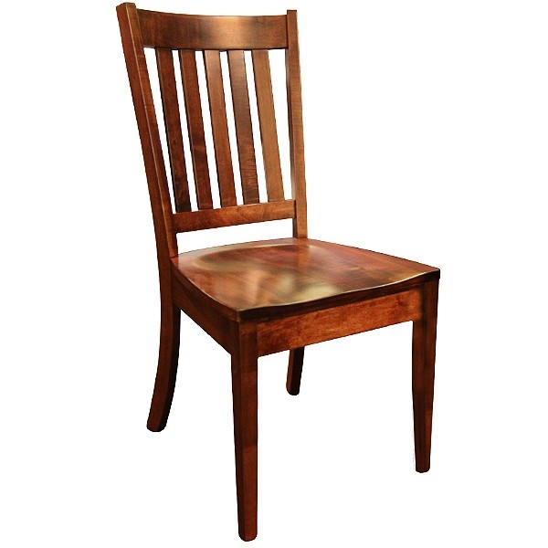 SIMPLY AMISH EXPRESS BOURBON DINING CHAIR   Dining Chairs   Dining Gallery  Furniture
