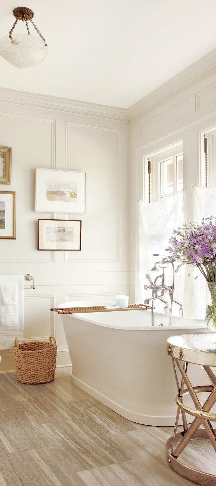 Elegant Bathroom Ideas | Sailors | Pinterest | Bath, Interiors and ...