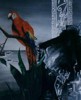 Caribean Papagallo
