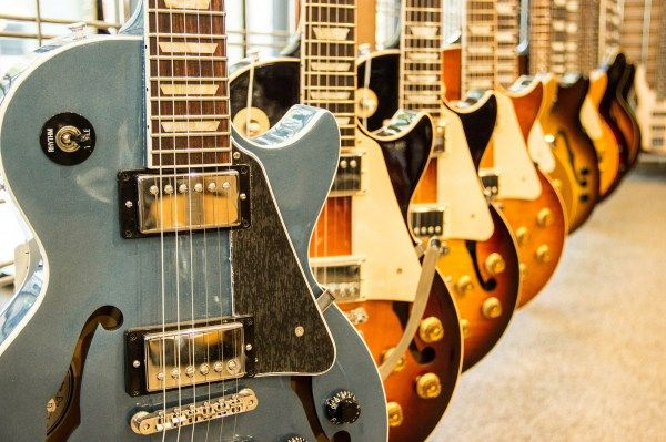 Gibson guitars files for bankruptcy || Gibson plans to continue ...
