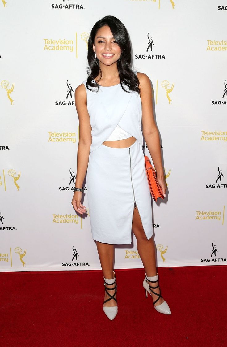 Bianca santos on her cuban background popsugar latina - Bianca Santos Bianca A Santos At Emmy Awards Dynamic And Diverse Nominee Reception Latinsaintsreceptions