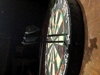 Have a game of darts at 15 Palms Pub and Sports Bar, Surabaya, Indonesia