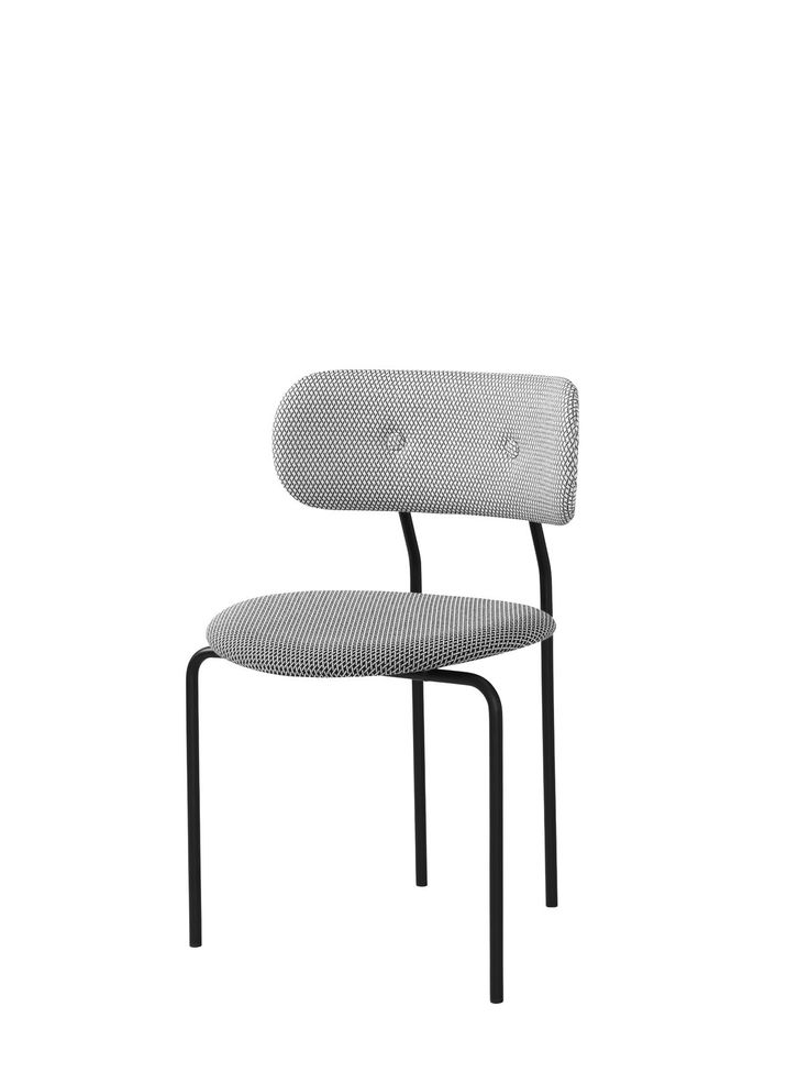 Gubi Coco chair, meeting chair, conference chair, mødebords stol, spisebords stol