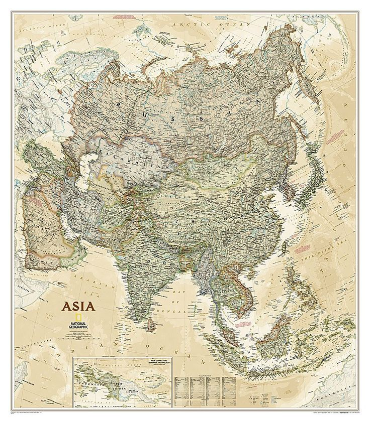 21 best wall maps images on pinterest buy maps wall maps and asia executive laminated wall map by national geographic maps publicscrutiny Images