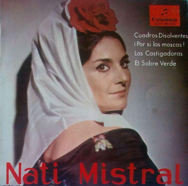Nati Mistral - Cuadros Disolventes / Por Si Las Moscas / Las Castigadoras / El Sobre Verde (Vinyl) at Discogs