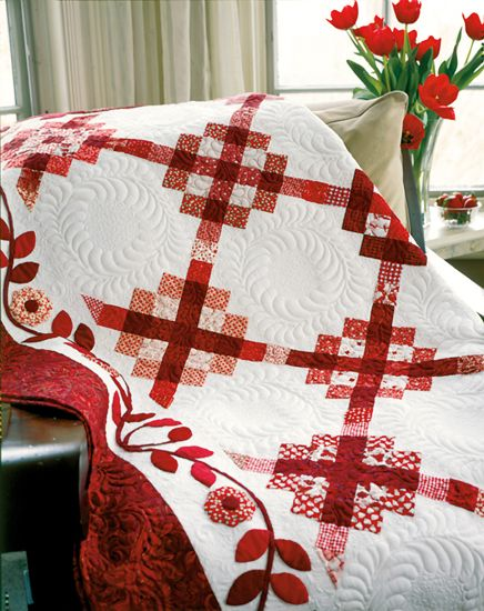 Red, White, and Sometimes Blue - Classics from McCall's Quilting