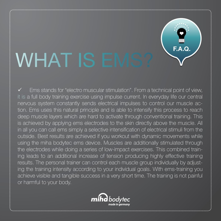 what is ems training?