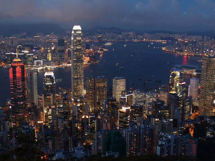 Hong Kong. Just another big city? Maybe, but big cities are full of life, culture, architecture, business, success, failure, food, lights, and you can walk everywhere! Hong Kong is definitely a city to visit!