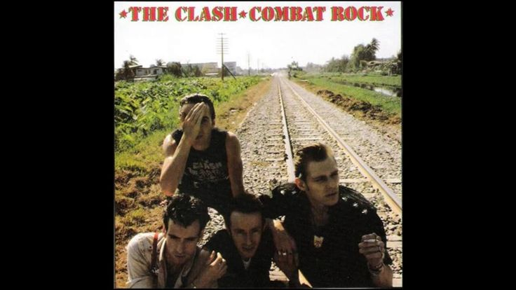 The Clash  Combat Rock Full album
