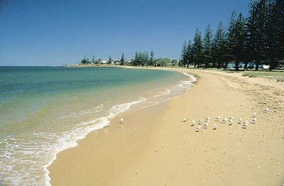 Scarborough Beach Park - Brisbane