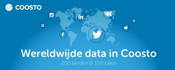 www.coosto.nl Social media monitoring in 150 talen en 200 landen. Gebruik webcare om te reageren op vragen en leads. Plan en publiceer al je social media content..