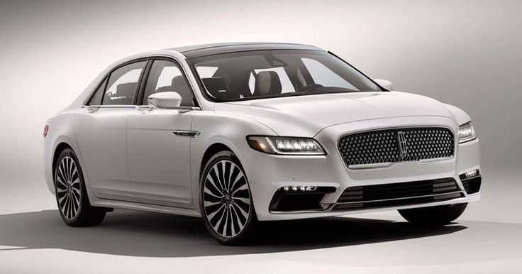 40,000 Potential Customers Interested In Lincoln's Continental #Lincoln #Lincoln_Continental
