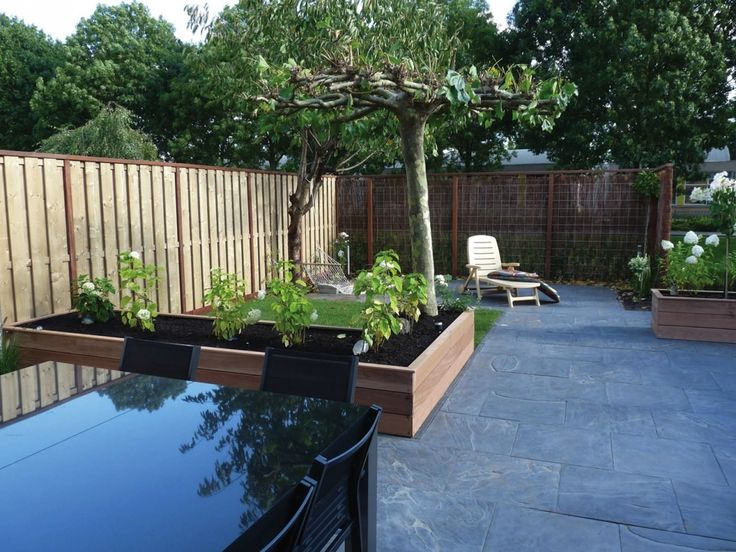 17 best images about tuin on pinterest gardens outdoor living and backyards - Tuin ideeen ...