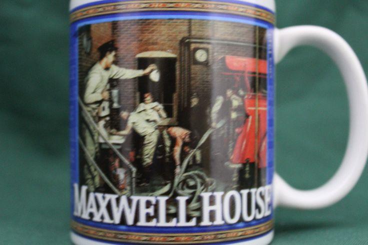 Maxwell House Coffee Cup / Mug 31846