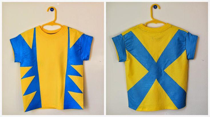 Freshly Completed: X-Men Wolverine DIY Costume