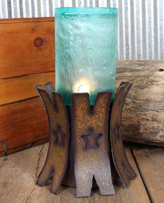 Metal Star Night Light :: Home Decor :: New Arrivals :: FEATURES :: Fort Western Online