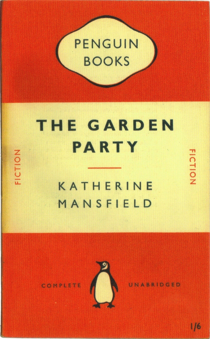 Short stories by Katherine Mansfield, the author whom Virginia Woolf saw as a rival, yet upon the death of Mansfield, Woolf stated she lacked incentive to continue writing since Mansfield would no longer be reading her work.