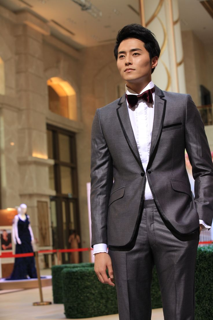 Misurino Grey Tuxedo Misurino 2013 2014 Collection