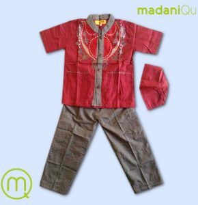 Jual Baju Koko Anak