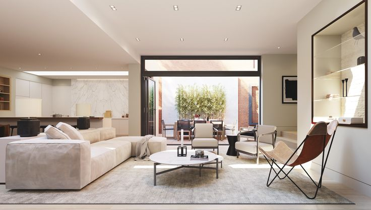 Islington Square - Residential — Recent Spaces - London-Based Architectural & Interior Design Visualisation