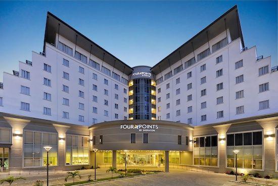 Sheraton Four Points Lagos Hotels In Ikoyi