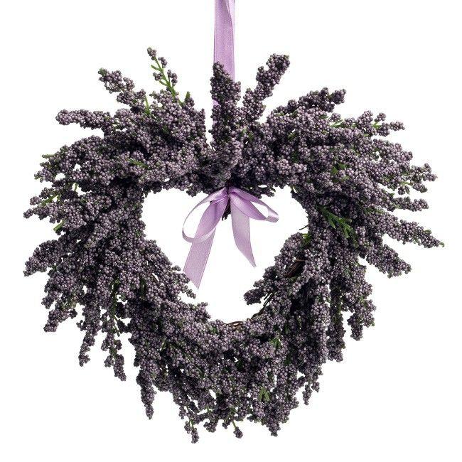"""Lavendelherz """"Daya"""" - MonDecor"""