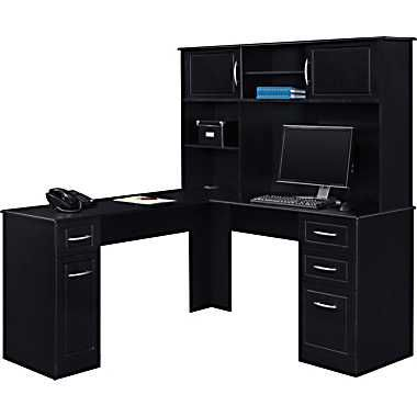 Altra Chadwick Collection Hutch Nightingale Black For