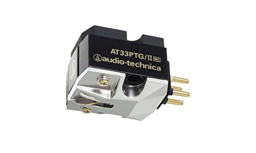 Audio Technica AT33PTG/II Tonabnehmer MC