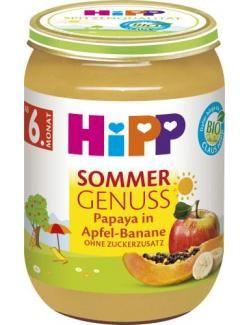 myTime.de Angebote Hipp Sommergenuss Papaya in Apfel-Banane: Category: Baby > Babynahrung > Früchte & Getreide Item number:…%#lebensmittel%