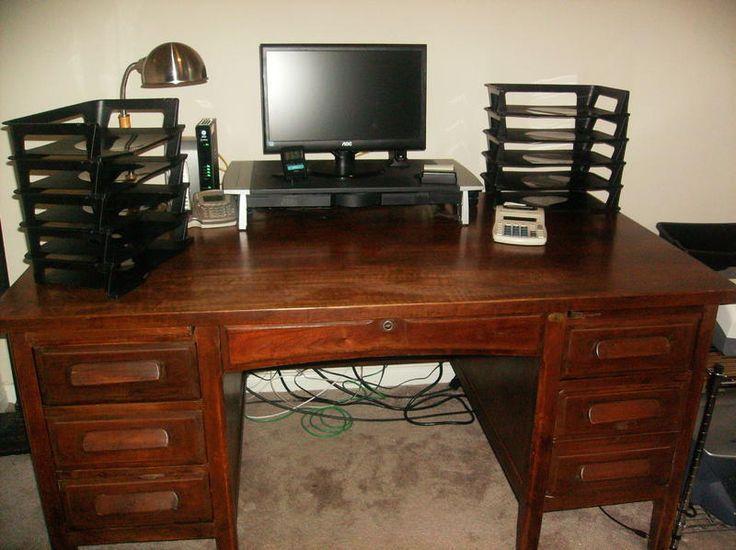 Jackson Desks Built Like A Stonewall 399 Best Garage Sale