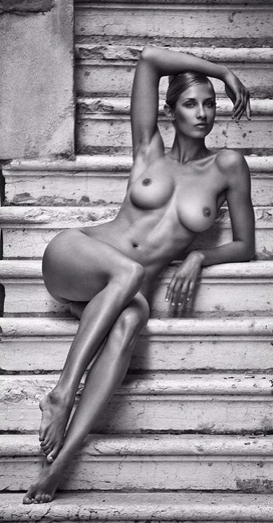 Fit white women nude