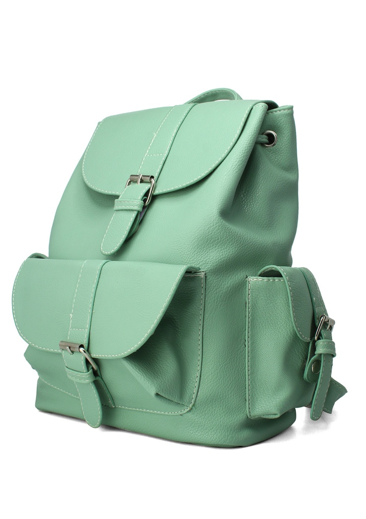 Chicwish Mint Backpack - Bags - Goods - Retro, Indie and Unique Fashion