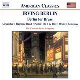Irving Berlin: Berlin for Brass [CD]