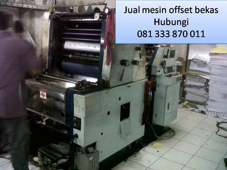 14 best 081 333 870 011 (Telkomsel) MESIN OFFSET BEKAS images on ...