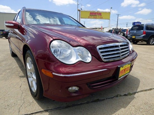 None Nicer! Period. Don't Miss Out on This Exceptionally Nice 2005 #Mercedes C-Class #C240 #4MATIC #AWD Sport Wagon, with Leather, Heated Seats, Sunroof, Just 97K & a Clean CARFAX for Just $5,998! -- http://www.hertelautogroup.com/2005-MercedesBenz-CClassWagon/Used-Wagon/FortWorth-TX/9413565/Details.aspx  #mbcclass #cclass #mercedesc240 #mb4matic #firstcar #safecar