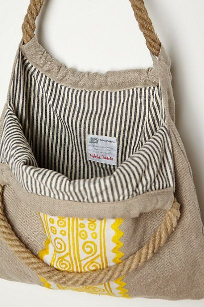 Whirled Cayes Tote