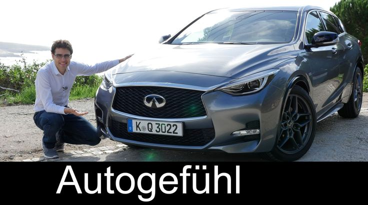 All-new Infiniti Q30 FULL REVIEW test driven Q30S 2.0t & Premium 2.2d - ...