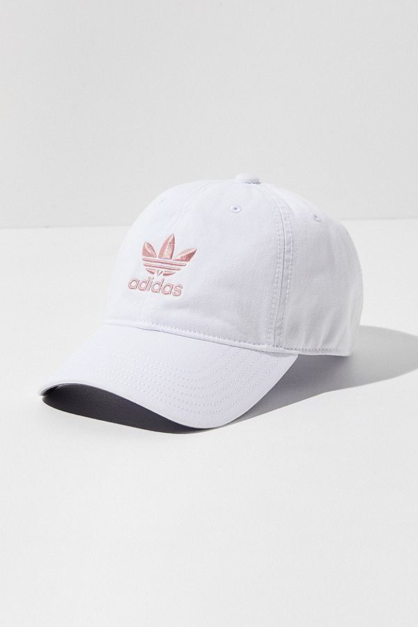 b2dd350524a adidas Originals Relaxed Strapback Baseball Hat