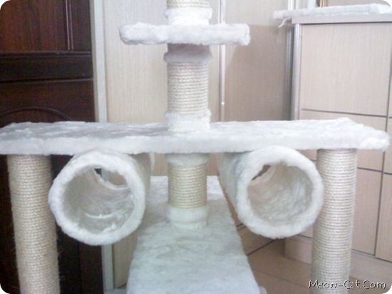 building your cat tree 7