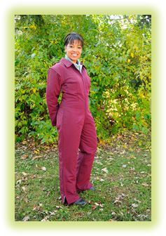 Coveralls for Women, Womens Coveralls - Summer and Winter Insulated Coveralls for Women - Jumpsuits, Overalls for Women - BodyCovers