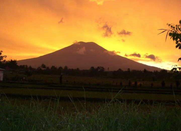 Mount Dempo - South Sumatera, Pagar Alam