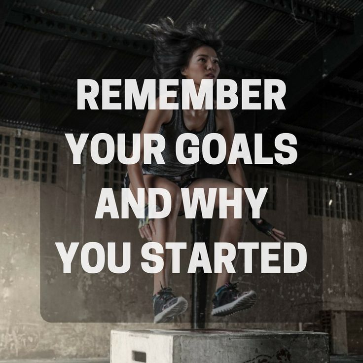 Remember your goals and why you started. http://newestweightloss.com #weightloss #diet #weightlossmotivation #fitspo