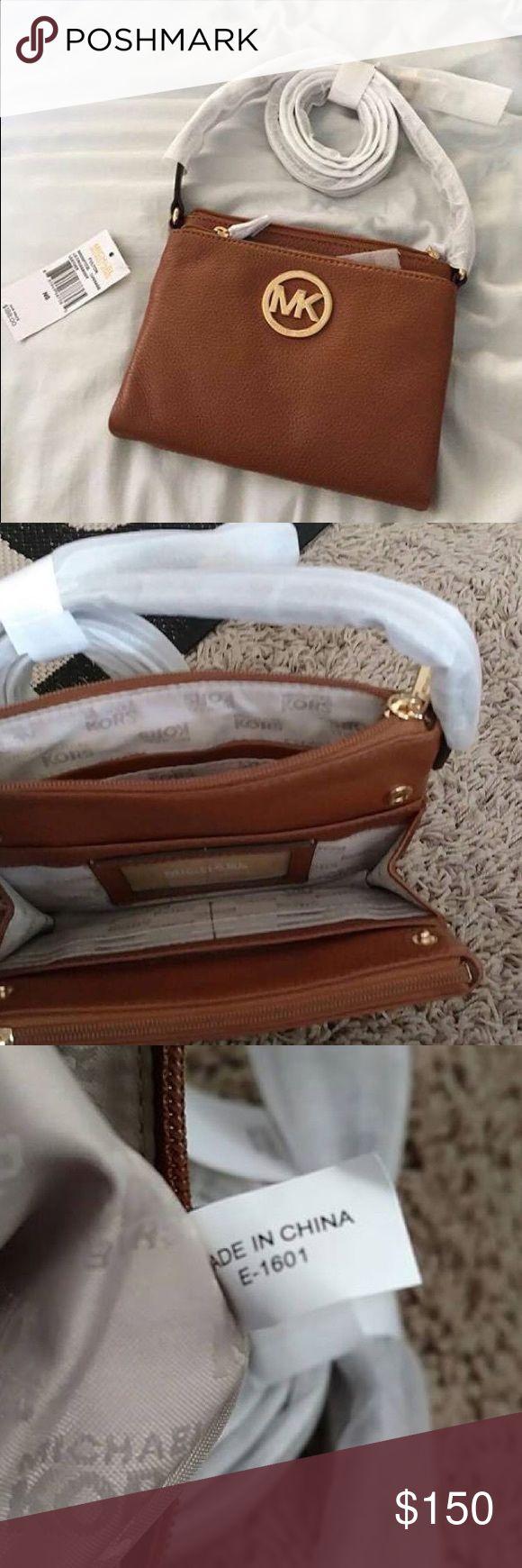 MICHEAL KORS FULTON CROSSBODY Brand new with tags originally paid 190 Michael Kors Bags Crossbody Bags