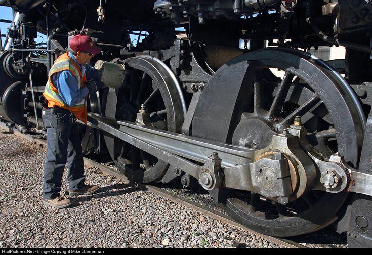 RailPictures.Net Photo: SLC 1 San Luis Central Steam 2-8-0 at Monte Vista, Colorado by Mike Danneman