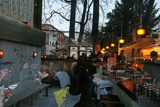 Le Petit Cafe Park Slope