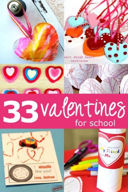 33 Super Cute Valentines