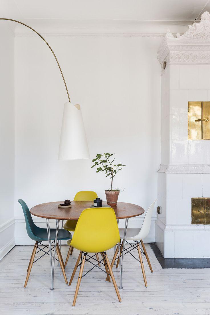 Diningtable stove vasastan stockholm interior deco upplandsgatan 36 4 tr fantastic frank